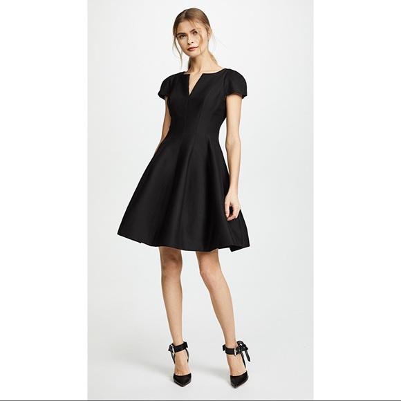 b426ded1e179 Halston Heritage Dresses & Skirts - Halston Heritage Maggie Tulip-Skirt  Black Dress 2
